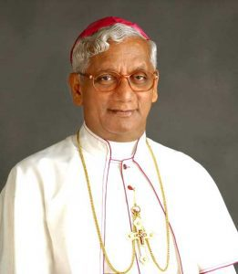 Most Reverend Prakash Mallavarapu