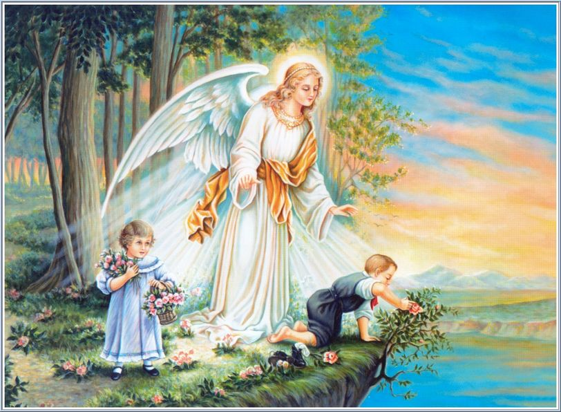 Why We Need Guardian Angels - Indian Catholic Matters