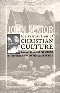 It is Professor John Senior who inspired young men to search for meaning as Catholic monastics